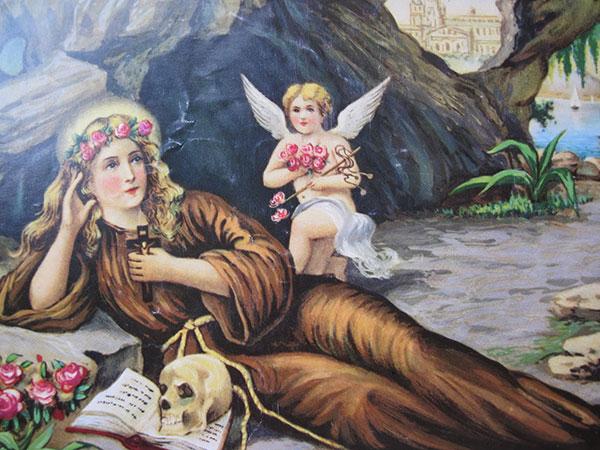 Essennu nata Santa Rosalia